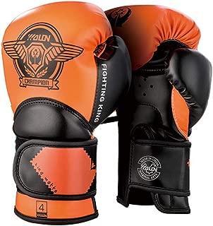 PRO Rex in Pelle Boxe Punch Guanti Borsa Guanto MMA Allenamento Boxe 6oz Borsa Mitt