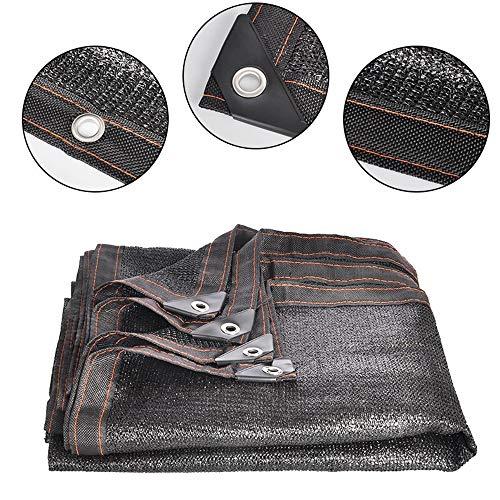 Shading net schaduwscherm voor zonnebescherming, schaduwnet, balkon, broeikas, bovendak, oogschaduw, 6 naalden, 8 naalden 10M*10M 8 pin