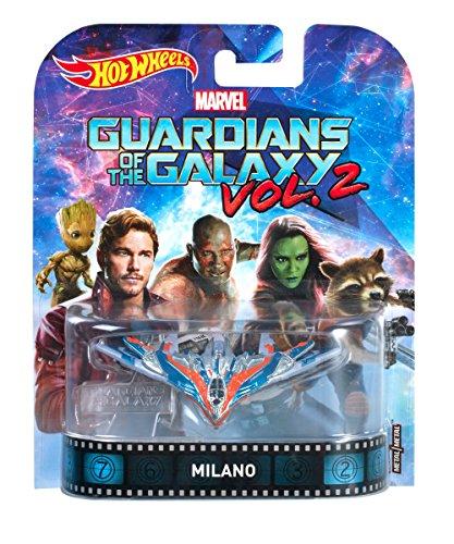 Hot Wheels Milano Retro 2017 Guardians of the Galaxy Vol.2
