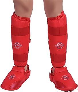 シンガード、MMA新プロテクターステップパッド脚ガードキックボクシングトレーニングボクシングの保護装備