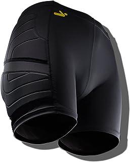 Storelli Women's BodyShield Impact Sliders   Padded Soccer Sliding Undershorts   Enhanced Lower Body Protection