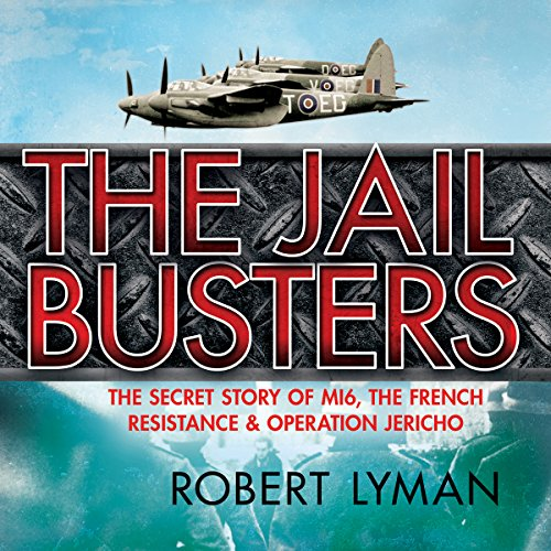 Jail Busters audiobook cover art