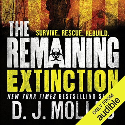 The Remaining: Extinction cover art