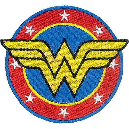 Ata-Boy DC Comics Wonder Woman Logo 3.5