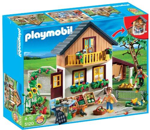 PLAYMOBIL - Casa de Agricultores y Mercado