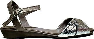 4f50516d04 BUENO SHOES Kross Zapatos A472 Sandalias del talón, talón, Verano COLECCIÓN  Primavera 2016 de