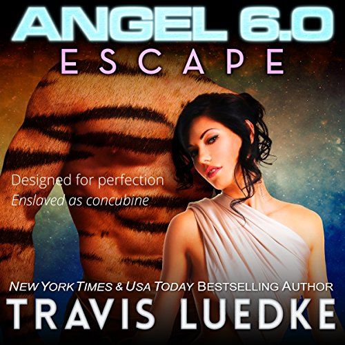 Angel 6.0: Escape audiobook cover art