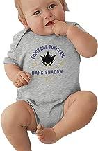 Zhanchuntao Baby Tokoyami Dark Shadow Academy - My Hero Academia Baby Jersey Bodysuit