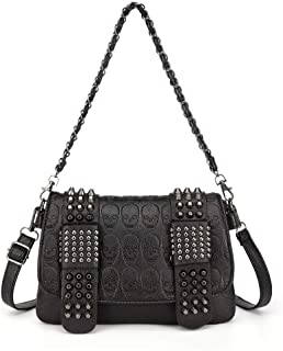 gothic punk purses
