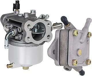SaferCCTV(TM Carburetor Carb with Fuel Pump for EZ Go/EZGO Golf Carts 295 cc 4 Cycle Engine 1994-2003