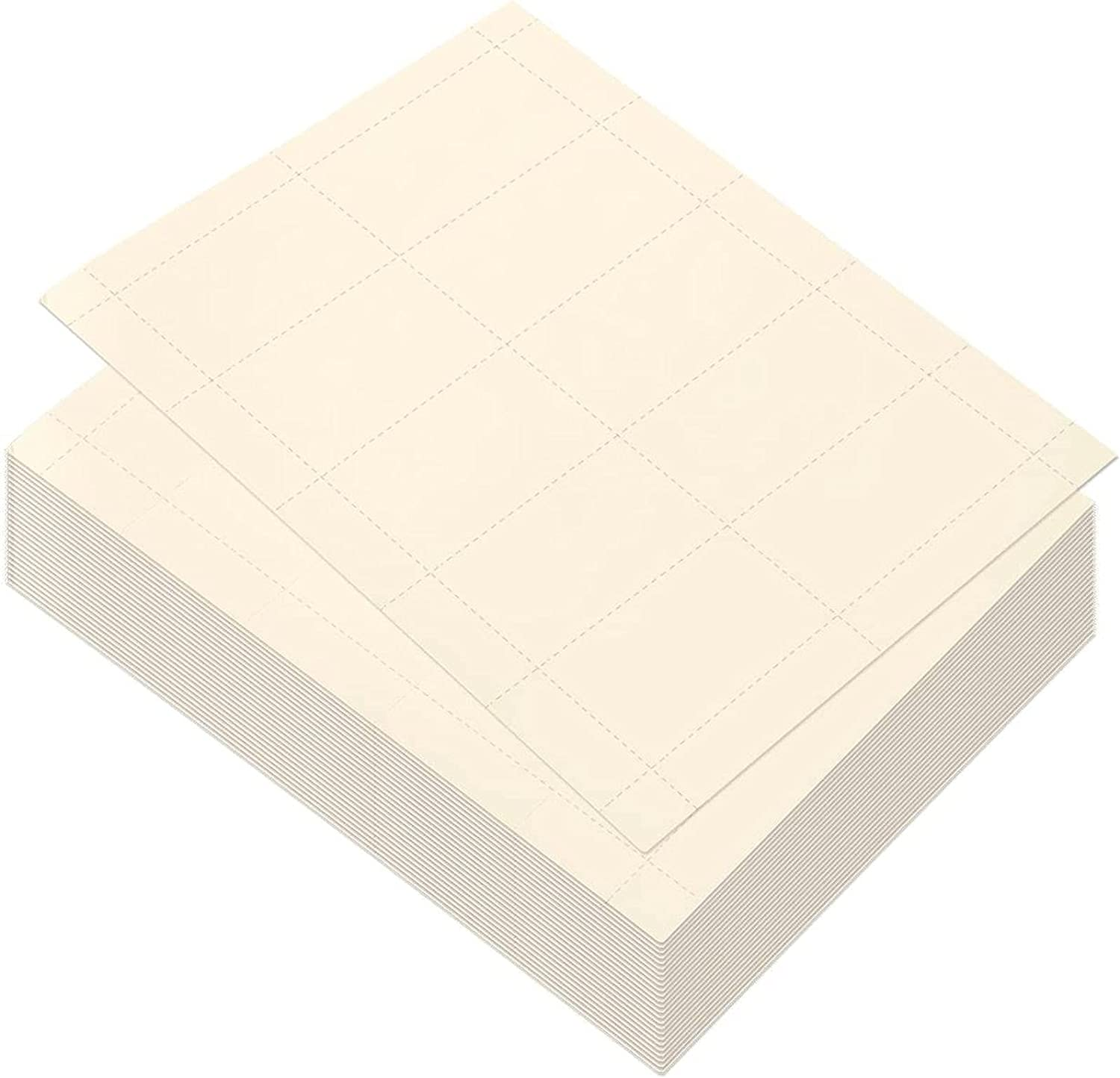 trust Business Card Paper Ivory Cardstock Laser Don't miss the campaign for Printe Inkjet and