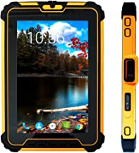 Rugged Extreme Android Industrial Tablet PC, 8-Inch/Octa-Core CPU/with Zebra SE4750 Bar Code Reader Scanner 2D QR PDF417 / 10000mAh Battery/GPS