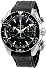 Omega Seamaster Planeta Océano Cronógrafo Automático Mens Reloj 215.33.46.51.01.001