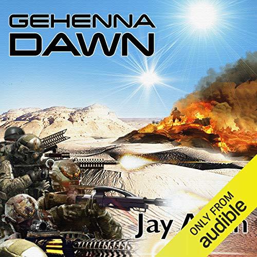 Gehenna Dawn audiobook cover art