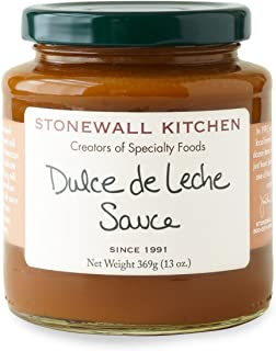 Stonewall Kitchen Dulce de Leche Sauce, 13 Ounces