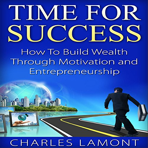 Time for Success audiobook cover art