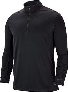 nike 1/4 zip pullover golf