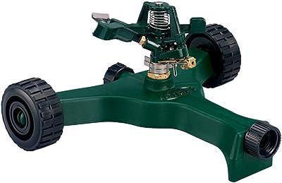 Amazon com : Orbit 58322 Traveling Sprinkler, Green