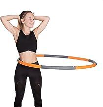 Hoopomania Weight Hoop, Hula Hoop met schuim 1,5 kg