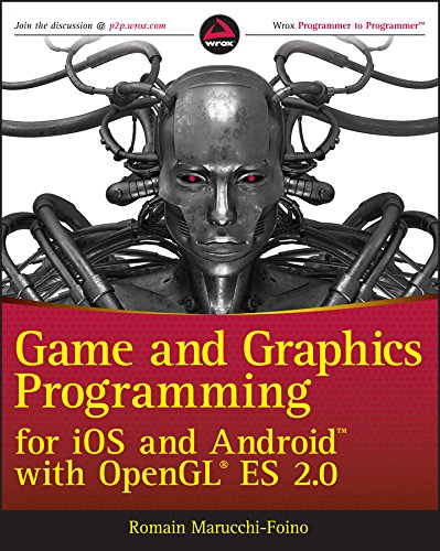 Game and Graphics Programming for iOS and Android with OpenGL ES 2.0 (Wrox Programmer to Programmer) (English Edition)