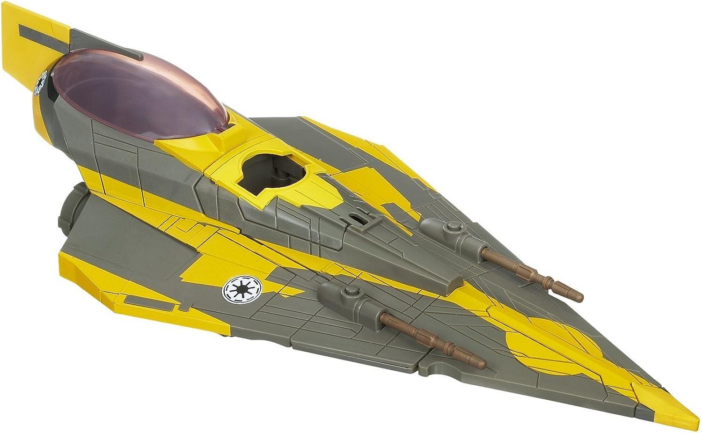 Star Wars Clone Wars Star fighter Vehicle - Anakin Delta B002EAW5ES Ausgezeichneter Wert | eine große Vielfalt
