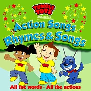 Action Songs: Rhymes & Songs