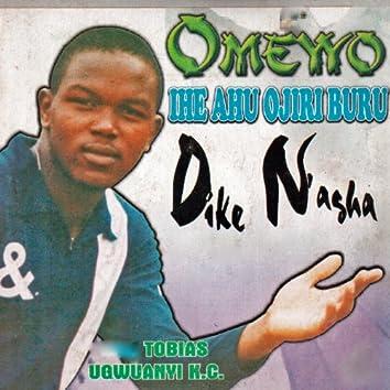 Omeyyo Ihe Ahu Ojiri Buru