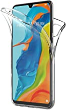 AICEK Funda Huawei P30 Lite, Transparente Silicona 360°Full Body Fundas para Huawei P30 Lite Carcasa Silicona Funda Case (6,0 Pulgadas)