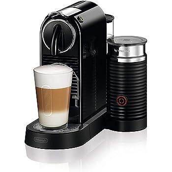 Nespresso DeLonghi Pixie EN125R - Cafetera monodosis de cápsulas ...