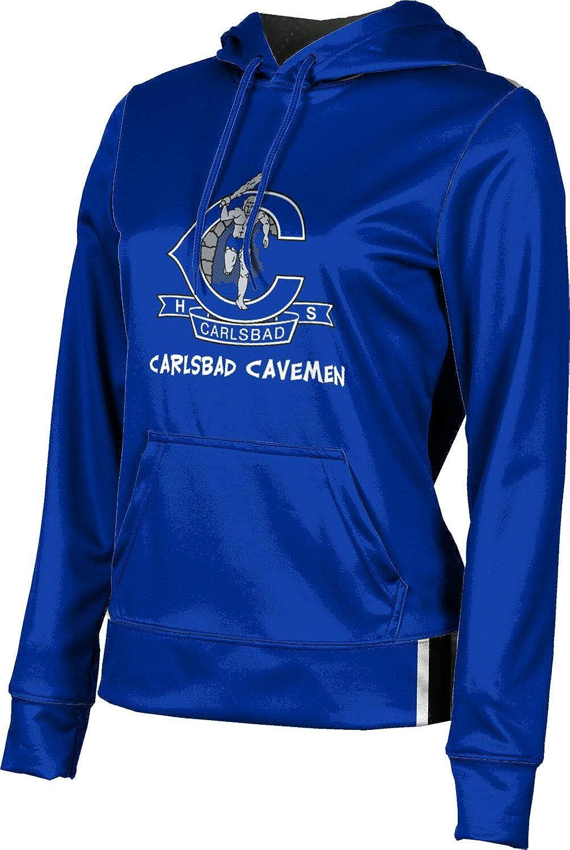 ProSphere Carlsbad High School Girls' Pullover Hoodie, School Spirit Sweatshirt (Solid)