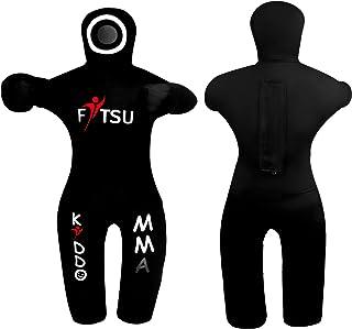 Fitsu Grappling Dummy for Kids - Jujitsu Dummy for Judo Karate, Wrestling, Martial Arts, Kick Boxing, Punching, MMA Brazil...