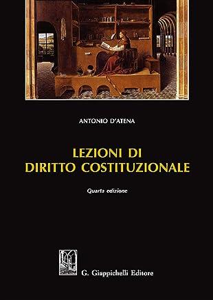Lezioni di diritto costituzionale