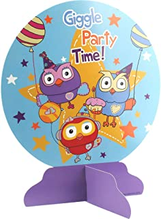 Giggle And Hoot Table Centrepiece One Size