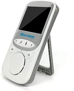 BABIFIS Dispositivo de Cuidado del bebé de 2.4g Monitor de bebé con Monitor de bebé con cámara Monitor inalámbrico de bebé Sensor de Temperatura y visión Nocturna
