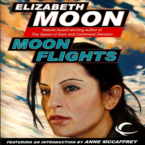 Moon Flights audiobook cover art