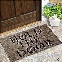 ドアマットキッチンマット エントランス玄関マットおかしいとクリエイティブ玄関マットは屋内屋外での使用のためにトップドアドアマットをホールド (Size : 45x70cm)