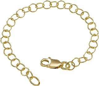 Chain extender, silver chain extender, 925 silver chain extender