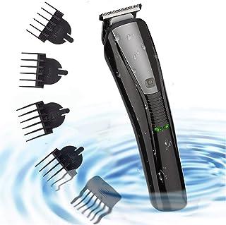 Sichen Barbero Electrico Cortapelos Profesional Hombre Cortador Pelo Cortadora de Pelo Recargable Máquina de Afeitar Recortadora Barba y Precisión Impermeable 3 en 1