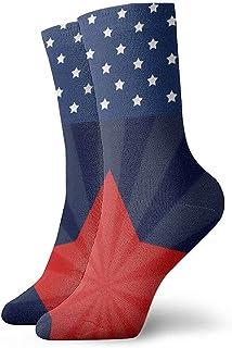 WlyFK, Calcetines de deporte para hombre y niño con cámara de ejercicios, calcetines de moda para gran regalo