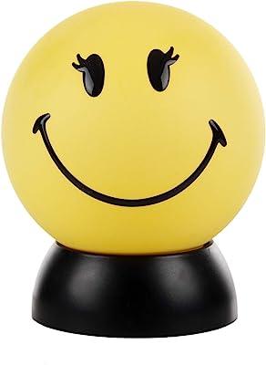 Onli Smiley World Lolita Lampe de poche Jaune avec ampoule LED