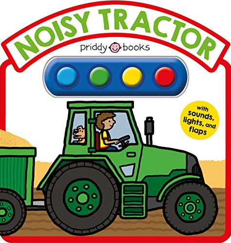 Noisy Tractor Sound Book (Simple Sounds)