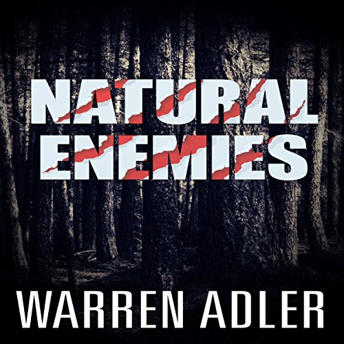 Natural Enemies audiobook cover art