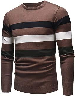 Men's Outwear Blouse Autumn Winter Sweater Pullover Slim Jumper Knitwear