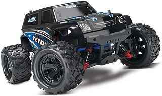 Traxxas 1/18 LaTrax Teton 4X4 Electric Monster Truck with TQ 2.4GHz Radio, Blue