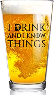 Best i drink and i know things beer mug Reviews
