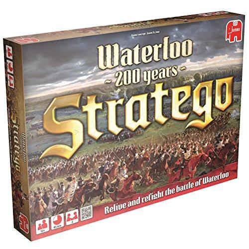 Jumbo 18121 - Brettspiel - Stratego Waterloo