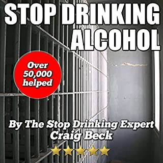 Stop Drinking Alcohol: Quit Drinking with the Alcohol Lied to Me Method                   By:                                                                                                                                 Craig Beck                               Narrated by:                                                                                                                                 Craig Beck                      Length: 4 hrs and 7 mins     73 ratings     Overall 4.8