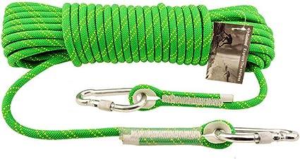 ZHome Cuerda De Alpinismo, 12mm Cuerda De Nylon De Boulder ...