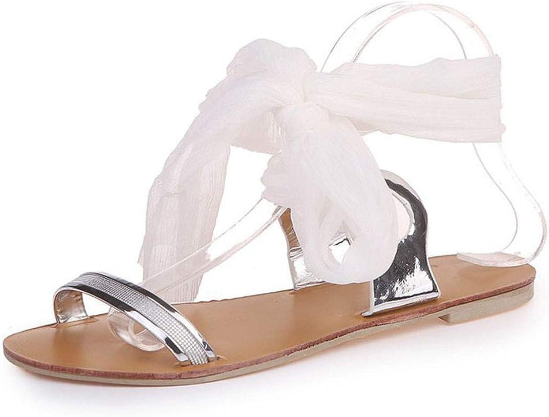 Summer Flats Sandals Women Ankle Strap Sexy Slides shoes Women Flip Flops Slipper Flat Sandal