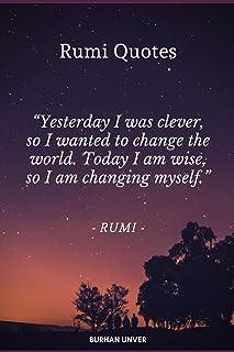 Rumi's Quotes